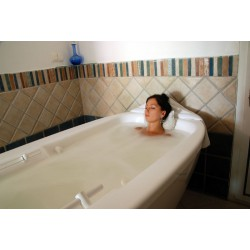 Hydromassage Bath - Seawater Spa treatments - Riva Bella Thalasso in Corsica