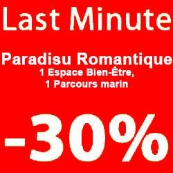 """Paradisu Romantique""  2 nachten"