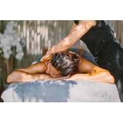 Kalifornische Massage (sanft) 25 mn