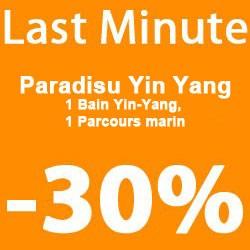 """""""Paradisu Yin Yang"""" 2 nachten"""