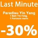 """""""Paradisu Yin Yang"""" 2 nights"""
