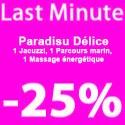 """""""Paradisu Délice"""" 2 nights"""