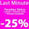 """""""Paradisu Délice"""" Last Minute Thalasso"""