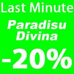 """""""Paradisu Diana"""" 1 night"""