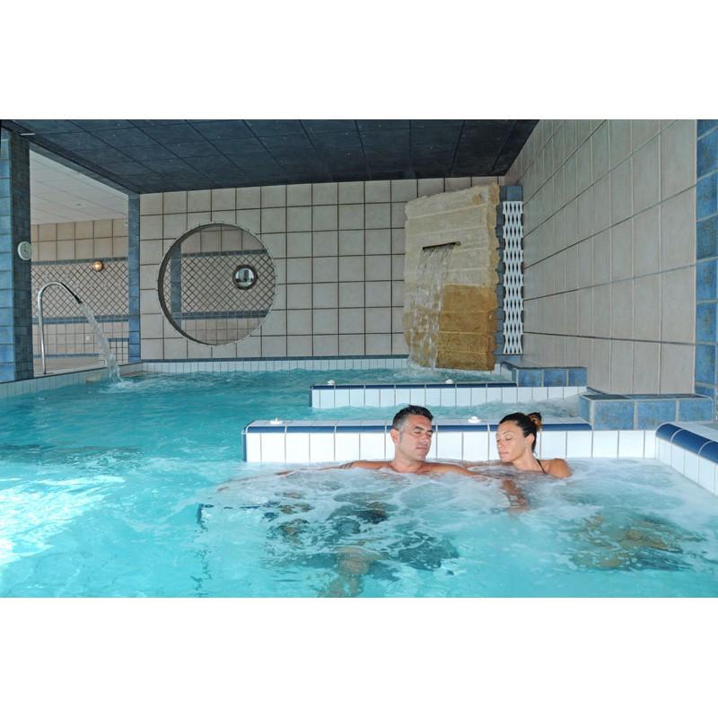Seawater fitness Circuit (32° heated sea water) - Thalasso in Corsica