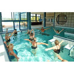 Aquagym 60 mn - Seawater Spa treatments - Riva Bella Thalasso in Corsica