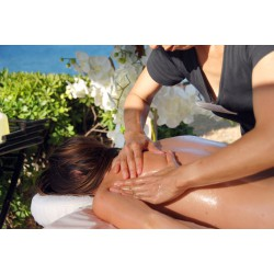 Energetic massage (more tonic) 25 mn