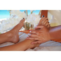 Foot  Massage - The Classics massages - Riva Bella Thalasso in Corsica