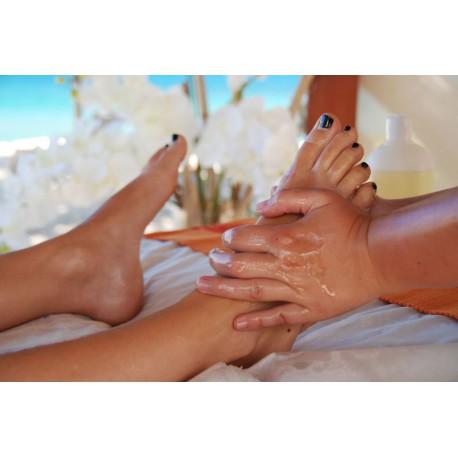 Massage des Pieds - Massages Classiques - Riva Bella Thalasso en Corse