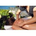 Massaggio Energico (più tonico) 50 mn