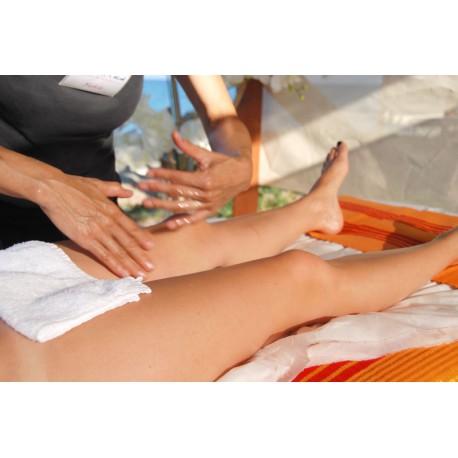 Anticellulite massage - Riva bella Thalasso in Corsica