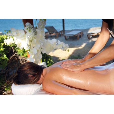 Massage Californien - Massages Classiques - Riva Bella Thalasso en Corse