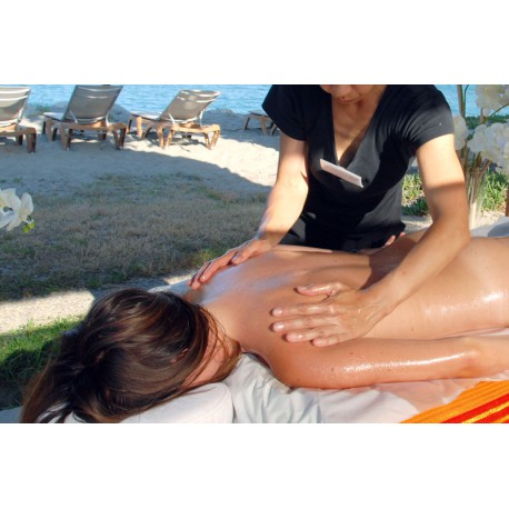 Kalifornische Massage - Die Klassiker Massagen - Riva Bella Thalasso in Korsika
