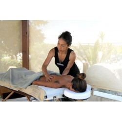 Back Massage - The Classics massages - Riva Bella Thalasso in Corsica