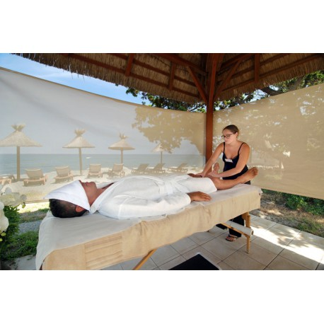 Massage des Jambes - Massages Classiques - Riva Bella Thalasso en Corse