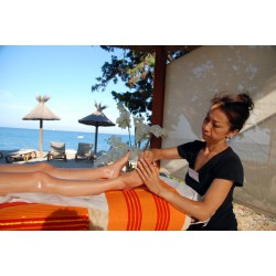 Foot reflexology - The Specific Massages - Riva Bella Thalasso in Corsica
