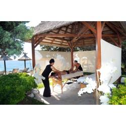 Massaggio A 4 mani - I Massaggi Gli Specifici - Riva Bella Talasso in Corsica