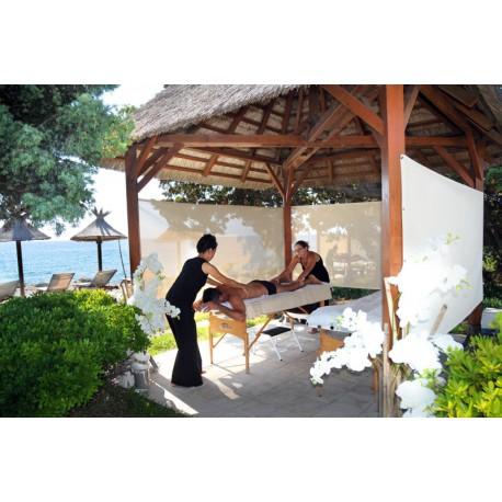 Massage à 4 mains - Massages Spécifiques - Riva Bella Thalasso en Corse