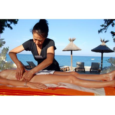 Massage Ayurvéda - Massages du Monde - Riva Bella Thalasso en Corse
