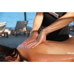 Shiatsu Massage - Wereldmassages - Riva Bella Thalasso in Corsica