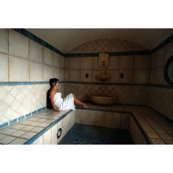 Traditionele oosterse hammam