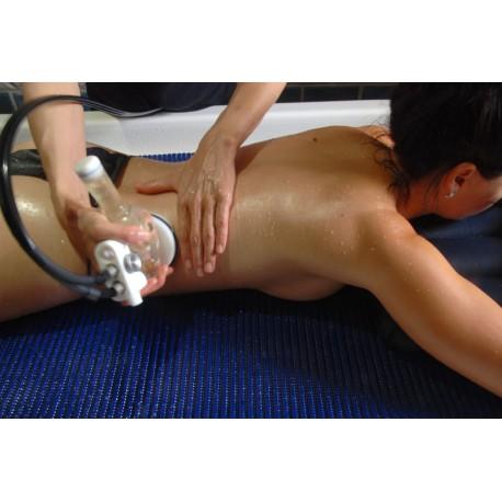 Soin amincissant Watermass ♀ ou ♂ - Massage hydro - Riva Bella Thalasso en Corse
