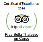 Trip Advisor | Avis clients, Riva Bella Thalasso en Corse