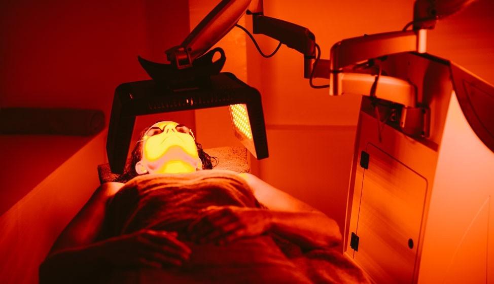 Phototherapy Riva Bella Corsica