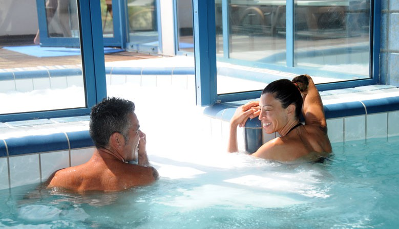 Marine hydrotherapy treatments - Riva Bella Thalasso & Spa Resort in Corsica