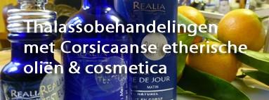 Corsicaanse etherische oliën