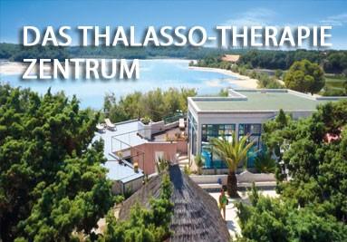 Das Thalassotherapiezentrum - Riva Bella Thalasso in Korsika