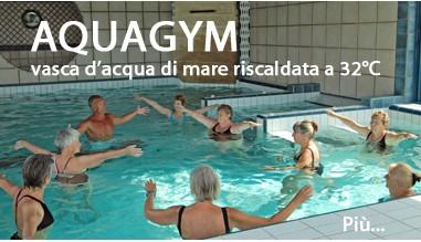 Aquagym - Riva Bella Talasso in Corsica