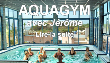 Aquagym avec Jérôme