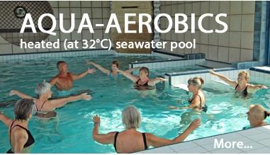 Aqua Aerobics Aquagym - Riva Bella Thalasso in Corsica