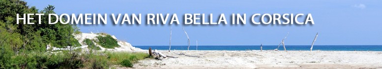 Het Domein van Riva Bella - Riva Bella Thalasso in Corsica