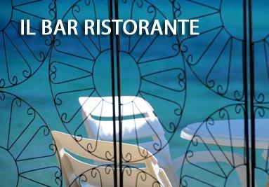 Il Ristorante Bar Spiaggia - Riva Bella Talasso in Corsica